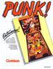 Image # 5010: Punk! Flyer, Front