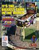 Image # 4128: World Cup Soccer Flyer, Front