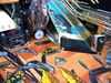 Image # 11892: Stargate Playfield Detail
