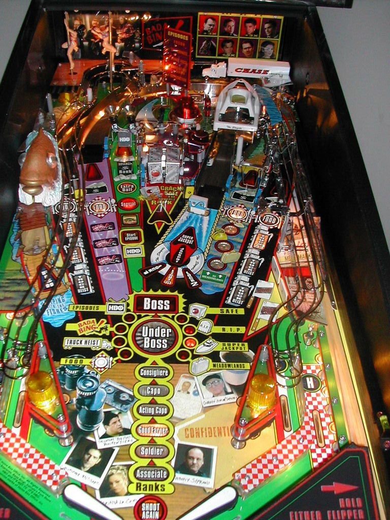 The Sopranos® Playfield